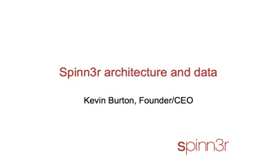 Spinn3R Icwsm Presentation-1