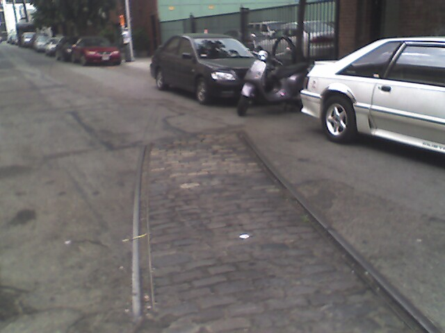 Underground Cable Car